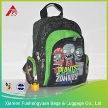 China wholesale merchandise Plants vs zombies trendy girls casual popular school bag