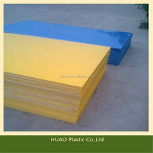 black HDPE plastic sheet with good properties