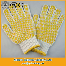 Glove factory wholesale custom cotton knitted fruit picking glove