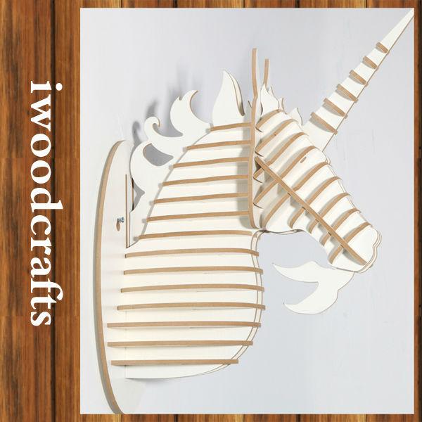 wholesale creative shabby chic decor unicorn decoration iw. Black Bedroom Furniture Sets. Home Design Ideas