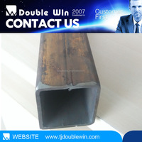 10x10-100x100 schedule 40 hollow tube pipe standard size wall thickness supplier
