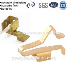 latón piezas pequeñas de fabricación de metal