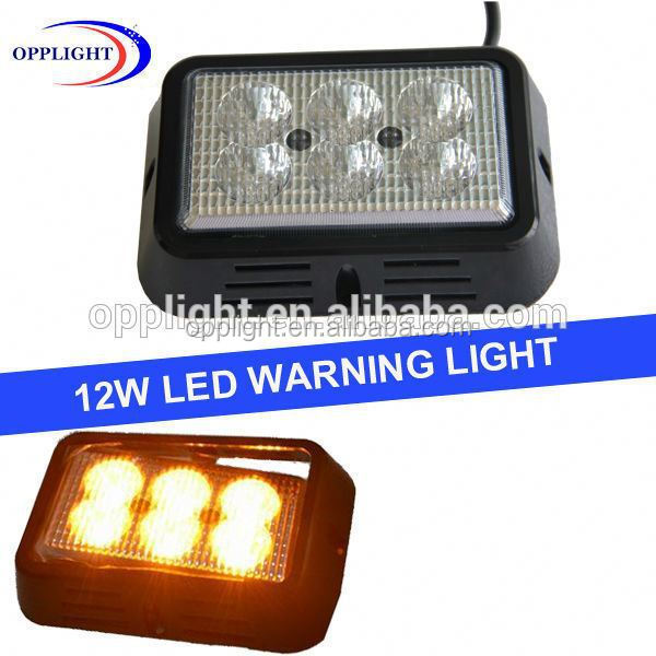 Mini Aviation Warning Light Garage Door Warning Light