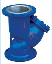 Cast Steel Filter/Y Strainer Flange End PN16/25 GL41H-16C