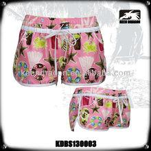 2015 Wholesale Woman Beach Shorts Women Sexy Board Shorts
