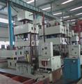 cuatro columna hidráulica prensas tonelada 100