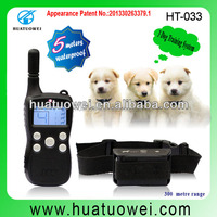 2014 Top Quality Waterproof Pet Dog Training Electric Device