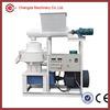 Electric Powered Ring Die Pellet Machine For Making Biofule Pellet