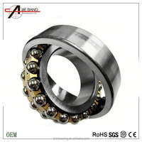 Self-aligning Ball Bearings with brass material cage 2201/2201K
