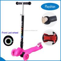 three wheels kick scooter,kick scooter 120mm wheels,pro kick scooters
