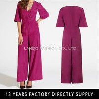 2015 New short sleeve sexy Kaftan Dress