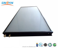 Flat panel type solar water heater solar thermal collector, patent design, international certificates