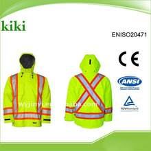 industrial safety equipment with 100%polyester knitted fabric