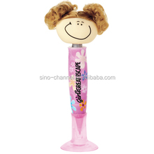 Pink Pretty Cute Smile Toy Girl Pen