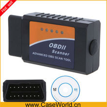 Wholesale ELM327 Bluetooth car Diagnostic tools Interface Scanner ELM 327 OBD2