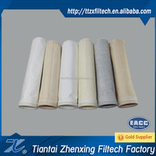 PP needle punched felt dust collector filter bag