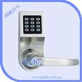 Cerradura de la puerta contraseña electrónico con control remot (www.gzloko.com.cn, email: gzloko@gmail.com,skype: sunshine5720)