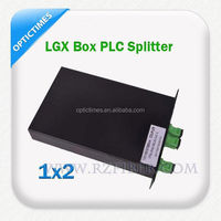 Nice Price Wholesale FTTX/PC/APC/SC optical slot case plc splitter