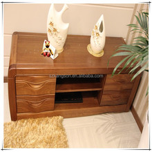 high quality antique wooden lcd tv stand design