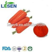 Natural Carrot Extract Beta-Carotene Powder