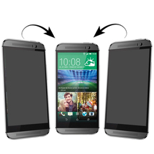 Taiwan Material 180 Degree Privacy Screen Protector for HTC One M9 Screen Protector