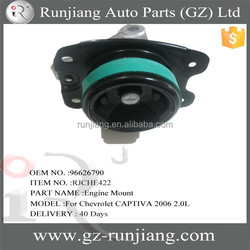 Engine Mount used for Chevrolet CAPTIVA 2006 2.0L OEM:96626790
