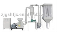 low consumption pvc plastic mill