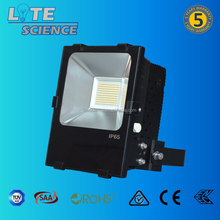 70W IP65 Lumileds SMD Led flood light, Meanwell HLG driver, competitive price with 5 years warranty