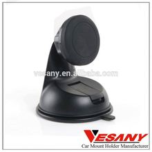 Vesany top quality plastic magnetic 360 rotation cell phone holder car