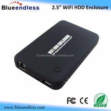 Più disco rigido valigetta, 2,5 pollici usb3.0 sata hard disk esterno custodia protettiva