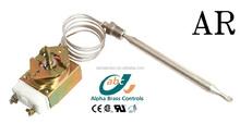 Gas kitchen food equipment chicken beef fish salamander safety cooker cooking utensil thermostat heating control valve