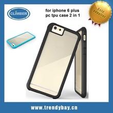 g-case case for iphone 6 plus 5.5 inch pc tpu case 2 in 1