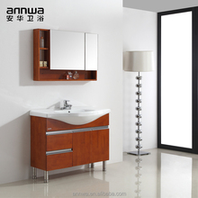 cheap corner bathroom sink cabinet for wholesale