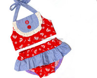 Toddler Girls Mini Swimwear Baby Floral Swimwear Girls Beachwear