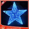 Chinese factory Alibaba glod supplier five pointed star light
