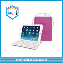 Removable handles case for ipad mini