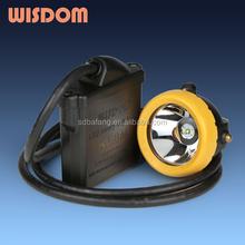 mining machine portable LED mining safety lamp underground mining torch miners working helmet light KL8M (WISDOM)