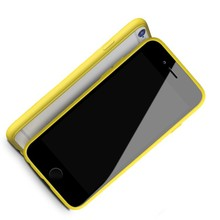 good looking popular new design plastic rubber 4.7 inch case for iPhone 6