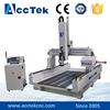 Jinan woodworking 4 axis cnc router AKM1325-4 axis