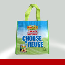 Hot sale Laminated Non Woven Bag Colorful popular shopping bags