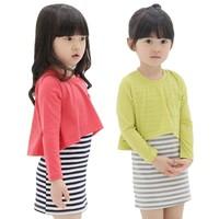 2014 Newest Kids Baby Garment Summer Tee Girls Fancy T Shirt