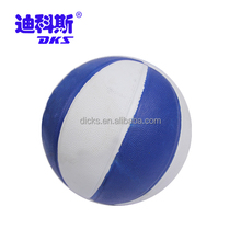 Customized Natural Rubber Basketball Colorful Rubber Basketball