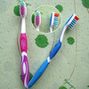 Fresh color best quality toothbrush for adult