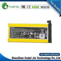 Replacement lithium battery C11P1322 for Asus padfone s padfone x tablet pc batteria