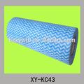 100% viscosa no- tejido de tela de lavado