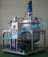 Lube base oil blending plants, lubricating oil blender, lubrication oil mixing equipment