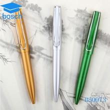 Plastic logo pen new style plastic ball pen raw materials of pen