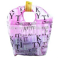 recyclable pp shopping bag