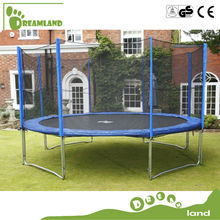 EU standard exercise body gymnastic 15ft costco outdoor trampoline