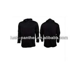 wholesale spandex compression plain thick hoodies
